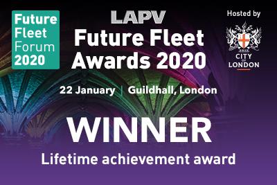 Future Fleet 2020 - Lifetime Achivement Award